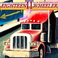 The sequel to the amazing 18-wheel truck driving game with new features!