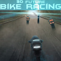 Race super fast bikes of the future. Avoid all the obstacles and win!