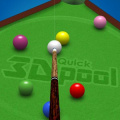Test your skill and accuracy on a small pool table.