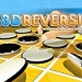 Beat your opponent by converting all the Reversi pieces.