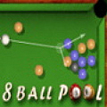 Very entertaining version of 8 ball.