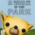 Guide the dog and owner through the park. Sounds easy right?