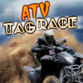 Get ready for a tough ride as your race your quad ATV.