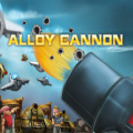 Control the Alloy Cannon against wave after wave of enemies attacks.