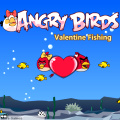 Help Angry Birds earn tons of money so he can propose to his sweetie.