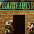 Prove you are the best soldier by finishing training ground.