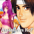 Assassin needs your help to win against the amazing fighters from KoF.