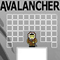Protect your eskimo from the avalanche in this fun, physics-based game.