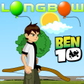 Help Ben 10 enhance his archery to kill monsters on Earth.
