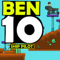 Help Ben 10 with exploring this strange, new planet.