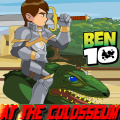 Ben 10 at the Colosseum