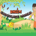 Help Bheem get chocolates while avoiding the insects that can hurt him.