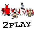 Boxhead: 2Play Rooms
