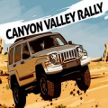 Race your jeep thru the dangerous canyons & be first to the finish line