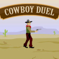 Use your shooting skills to become the fastest cowboy.