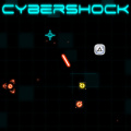 A futuristic neo-arcade shooter featuring lots of action.