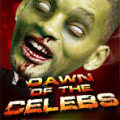 Celebrities have turned into zombies & it is your job to kill them!