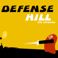 Defend the last hill against the upcoming invasion of aliens.
