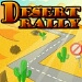 Race through the desert, crashing other cars & find powerups.