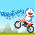 Take a ride with Doraemon & try complete each level without crashing.