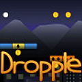 Help Dropple collect all the coins in each level to progress.