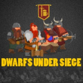 Dwarves are under siege & it your task to defend them!