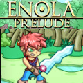 Battle a wild variety of enemies and bosses across the land of Enola.