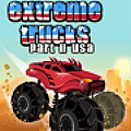 Ride the trucks in the extreme conditions of the North American deserts.