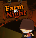 At night all the farm animals go a little crazy.