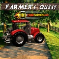 Drive your tractor thru the farm, gathering stars & completing levels.