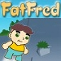 Fat Fred needs your help in locating ad eating hambugers.