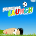 Kick the football down the field to create lots of mayhem!