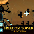 Resist the human invasion on your planet by using the Freedom Tower.