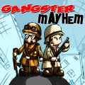Kill the gangsters & save your soldiers from the clutches of gangsters!