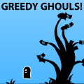 Defend yourself and your money tree from those greedy ghouls!
