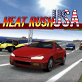 Race across American in this thrilling driving game inspired by Out Run.