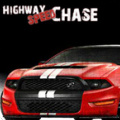 In this chase & destroy title, drive a muscle car & eliminate other cars