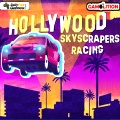 Race your car on top of the skyscrapers in Hollywood & try to survive.
