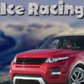 Race through the wintery landscape in this entertaining racing title.
