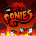 Parody of a show with little ponies which involve lots of guns & blood.