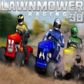 Come race lawnmowers in this wacky 3D racer.