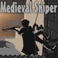 A sniper game which is set during Medieval times.