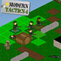 Control a squad of 5 soldiers & save the world in this game.