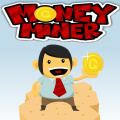 Help Money Miner to earn as much money as you can!