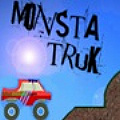 Power the monsta truck thru 20 levels of fun & do so as fast as you can.