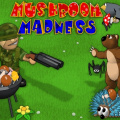 Defend your mushrooms in this hilarious garden game!