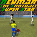 Play as the Brazilian soccer super talent in this shootout game.