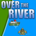 Fly the fighter and take out the enemies around the river!
