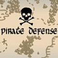 Pirate Defense is a tower defense game with a twist: traps!