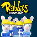 Simple mini-game where you hit the rabbids to earn points.